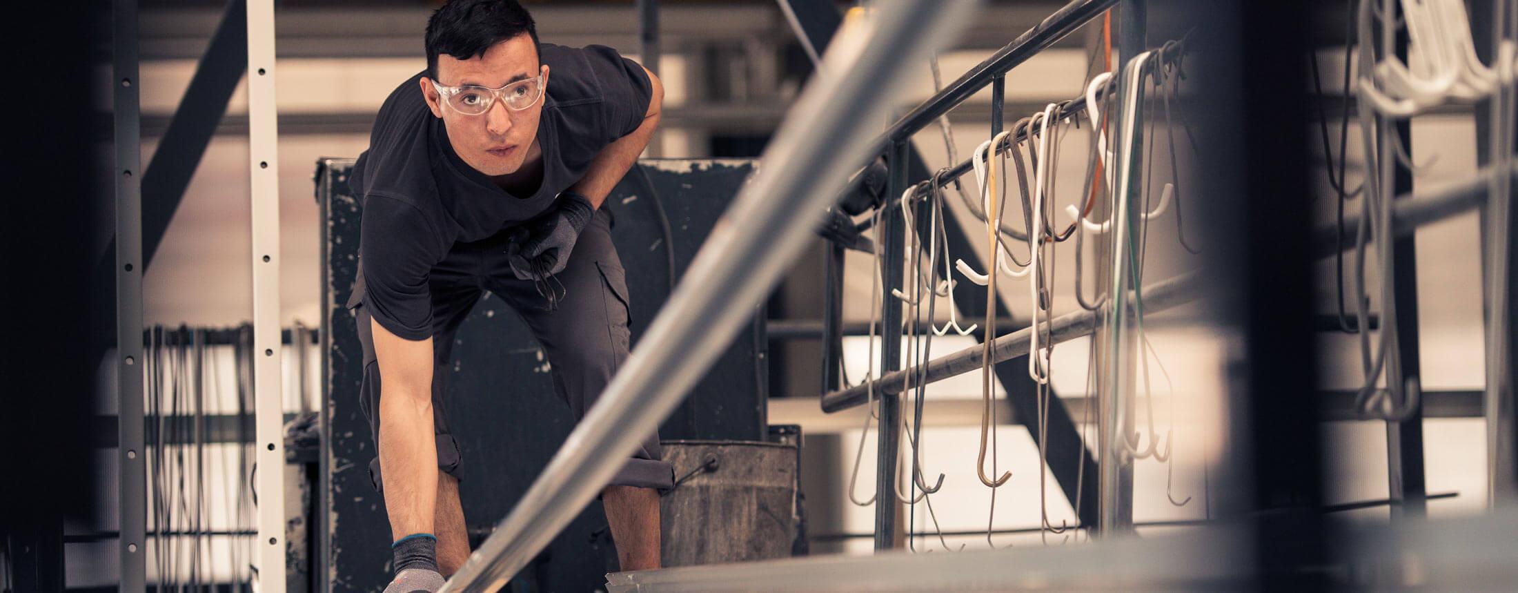 b+p AG, Beschichtungspartner, Oberflächenschutz, Reinigung