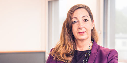 Frau Carole Schmidt-Wälti, Inhaber der b+p AG